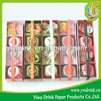 Custom Hand Made birthday party supplies in guangzhou for cupcake package
