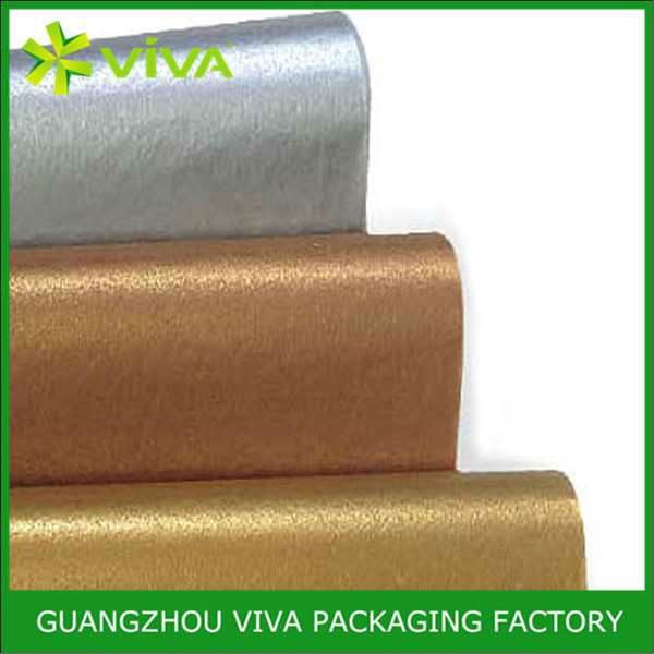 Metallic packing tissue paper - Silver or Gold