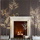 2017 New Products Christmas Indoor Decoration Branch Led Birch Tree Lights