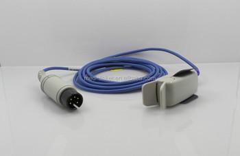Compatible Bionet Spo2 Sensor And Pulse Oximeter For Bm3,Bm3 Plus Adult  Finger Clips,Length 3m - Buy Spo2 Sensor,Pulse Oximeter Spo2 Sensor,Bionet