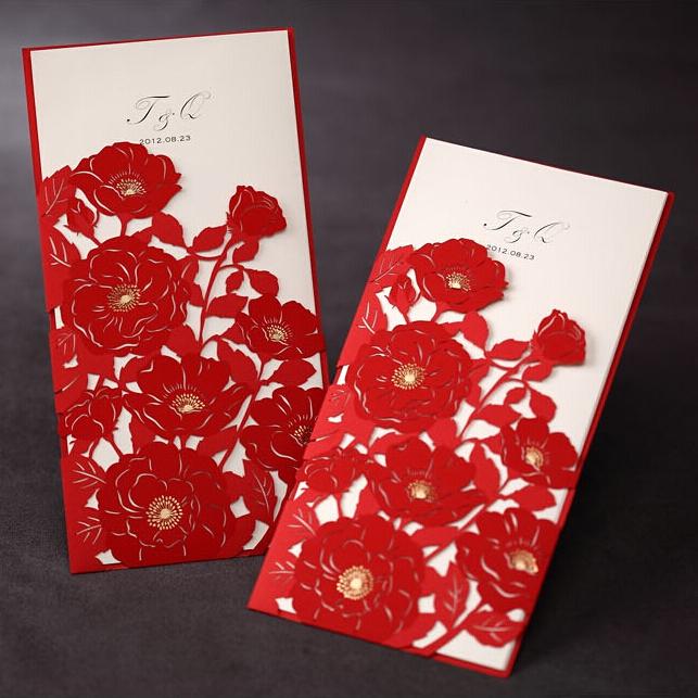 siempre nuevo diseo tarjeta de felicitacin tarjeta de invitacin wedding