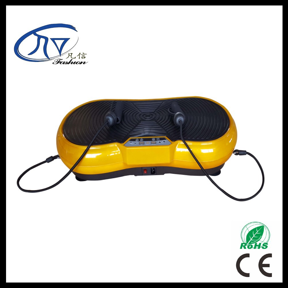 Idiva Indonesia 3d Face Body Massager: Ultrathin Vibration Plate 3d Whole Body Vibration Machine