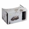 Soyan 2017 Cheapest price and popular folding vr box 3d glasses with vr camera 360 degree for video japanese