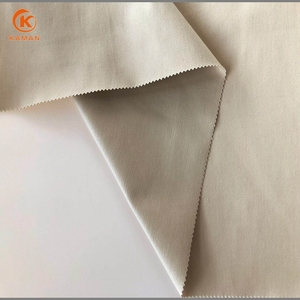 tencel and cotton spandex satin fabric for women trousers