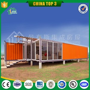 Portable modular container cabin with competitive price Modular house manufacturer