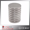"3/4 x 1/8"" N52 Top Quality Super Strong Rare Earth Neodymium/NdFeB Disc Permanent Magnet"