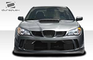 2006-2007 Subaru Impreza WRX STI Duraflex Z-Speed Front Bumper Cover - 1 Piece