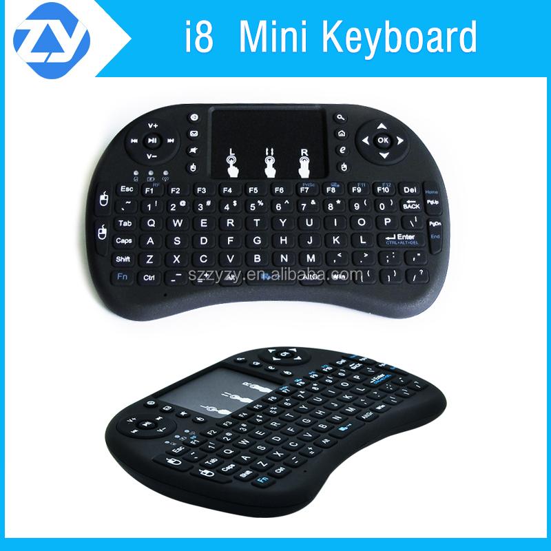 Rii I8 Wireless Keyboard For Panasonic Viera Smart Tv