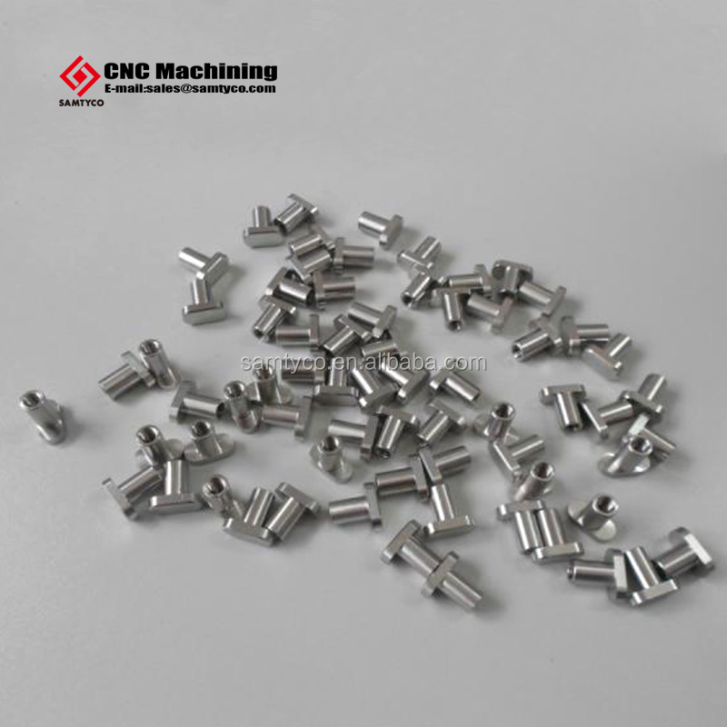 Precision OEM stainless steel CNC lathe turning parts machining part