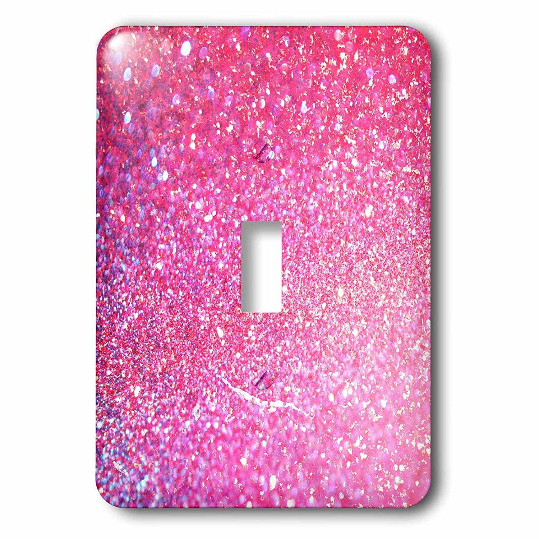 3dRose (1) Single Toggle Switch (lsp_252119_1) Luxury Diamond Glitter Sparkly