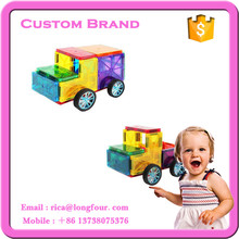 32PCS Construction Blocks with magnet phone toy for kids OEM of Playmager