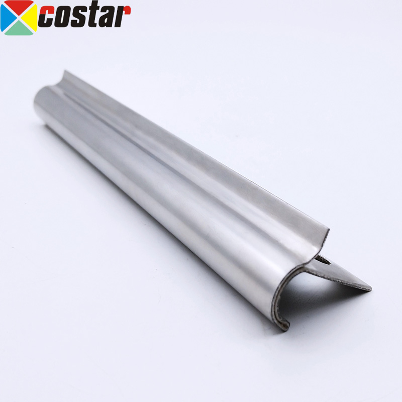 Stainless Steel Stair Nosing Strips,edging For Tile Steps Corner,metal  Carpet Edge Trim