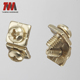 Brass Zinc Plated Pan Head Sems Screw With Square Washer