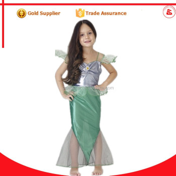 Fancy Mermaid Prom Dress Pattern Little Mermaid Costume Pattern For