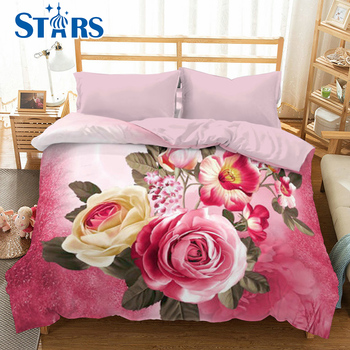 a7cf977363 GS-XHY P093 manufacturers in china wholesale customized Home Adult bedsheet  microfiber 3d printed bed