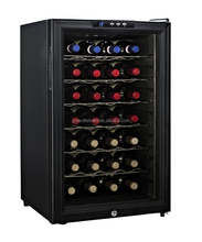 European best selling 28 bottles boat wine cooler