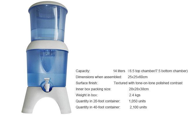 02 micron ceramic water filter - Ceramic Water Filter