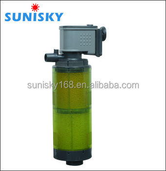 At Internal Filter Aquarium For Fish Tank View Aquarium Water Filter Pump Atman Product Details From Guangzhou Sunisky Marketing Products Co Ltd On Alibaba Com