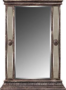 Galaxy Home Decorations G156 Traditional Gold Wall Mirror - 57.5 x 41.3 x 4.3 in.