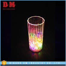 Hot Sale Innovative Colorful Led Manufacturer Decorating Plastic Mugs