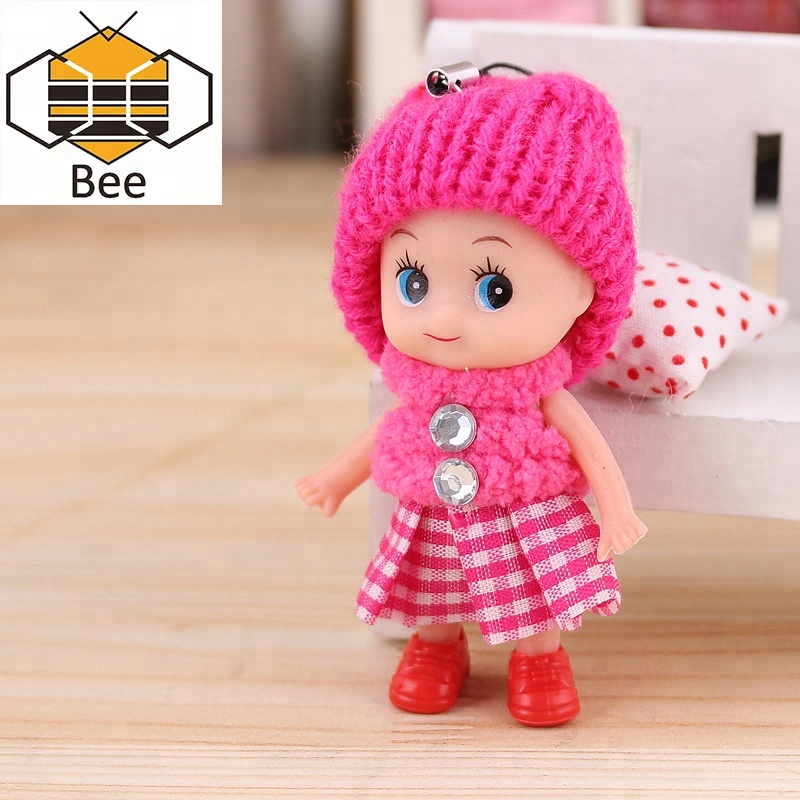 1Pcs Kids Toys Soft Interactive Baby <strong>Dolls</strong> Toy Mini <strong>Doll</strong> For girls and boys <strong>Dolls</strong> & Stuffed Toys