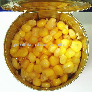 canned kernel corn products