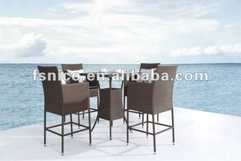Rattan bistro chair NT11317