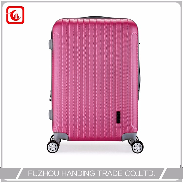plastic travel case , best polycarbonate luggage for sale online
