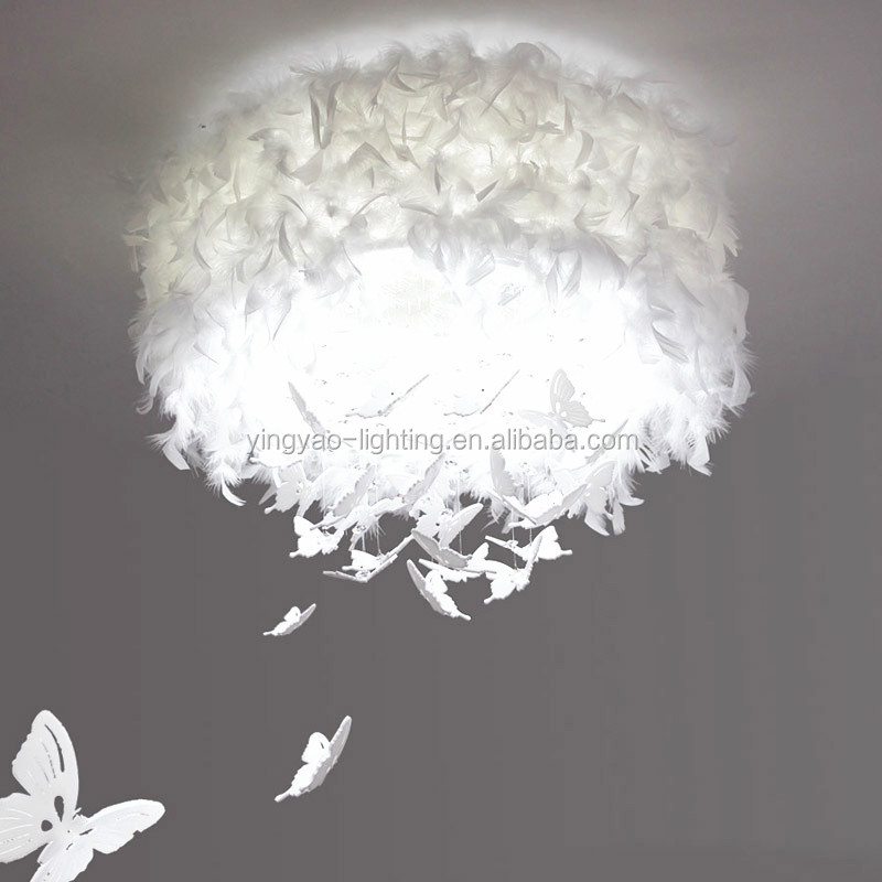 Modern home decorative feather lamp shade wholesale view decorative modern home decorative feather lamp shade wholesale view decorative lamp shade yingyao product details from zhongshan guzhen yingyao lighting lampshade aloadofball Gallery