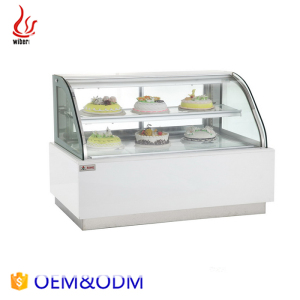 Wiber da 2016 wholesale Gelato Display Fridge/ice cream cake display freezer/used ice cream freezers