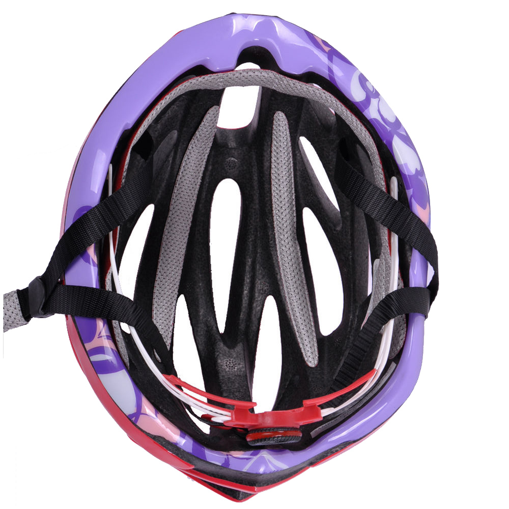 Custom Light Weight In-mold Road Racing Bike Helmet 3