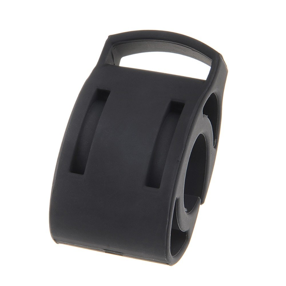 Bicycle Watch Mount from KOM Cycling - Attach Watch to Bike - Designed for Garmin Forerunner Watch Series and other Watches