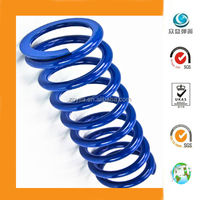 Rear Axle Oem Coil Springs For Japanese 4*4 Vehicles With Good ...