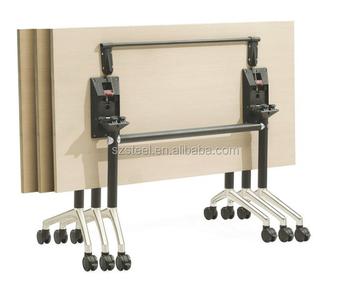 Tavoli Pieghevoli Per Ufficio.Tavoli Pieghevoli Da Ufficio Di Base Da Tavolo Struttura In Metallo