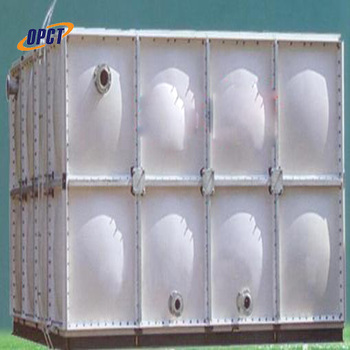GRP water storage tank and used for aboveground to storage drinking water & Grp Water Storage Tank And Used For Aboveground To Storage Drinking ...