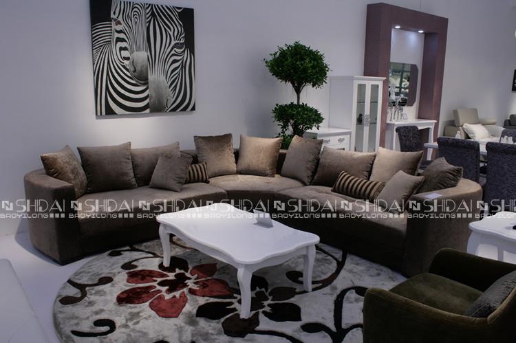 Oval Sofa Semicircular Sofas Round Shape G182
