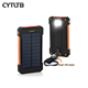 2018 Solar Power Bank 30000Mah Outdoor Portable Waterproof Cargador Solar