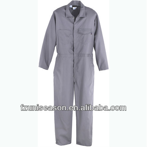 100% cotton workman's coverall
