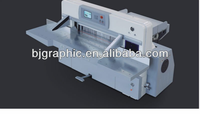 program control a4 paper cutting and packaging machine