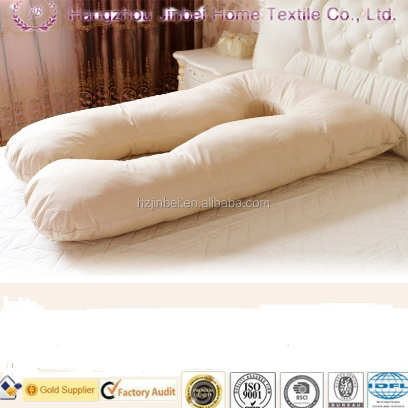 Customized Pregnancy body pillow creative U shaped pillow