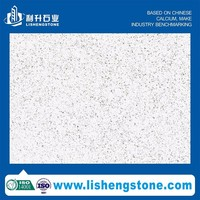 Enviromental stone bathroom quartz sink with high quality