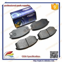 58101-2sa00 Front Brake Pad Replacement For 2010 Hyundai Ix20 ...
