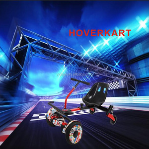 "Hoverboard with seat with flash wheel 6""8""10""Hoverkart for 2 wheels hoverboard go kart Scooter frame"