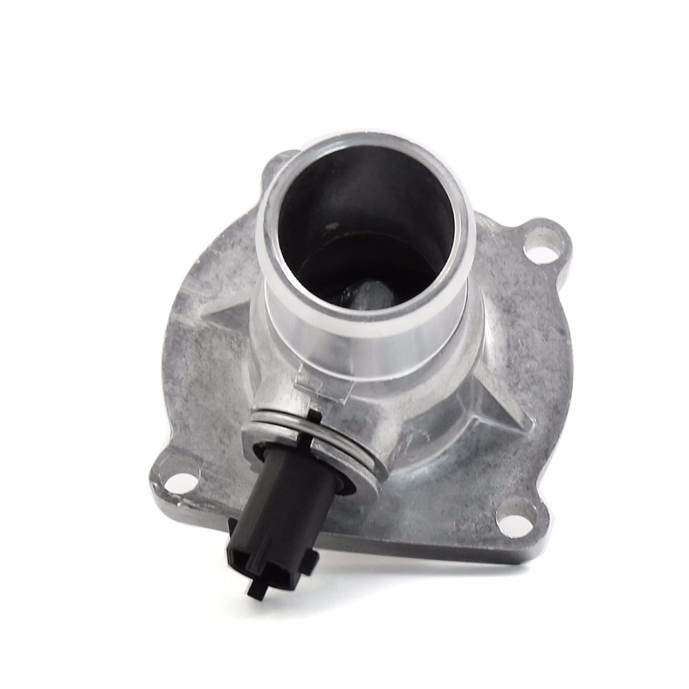 Electronic Car Engine Coolant Thermostat Housing Assembly For Gm Chevy Aveo Location Cruz Sonic Oem Quality