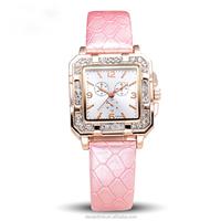 wholesale Brand Stainless Steel Quartz Ladies Watches hight quality lower price Luxury wrist quartz watch for women
