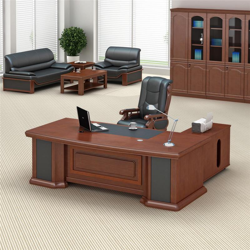 Muebles de oficina modernos alto escritorios de oficina - Muebles de madera modernos ...