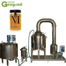GY honey coated nut production line bee smoker processing equipment
