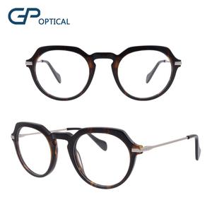 cff8f5407d GP3297 new design glasses optical frame high quality fashion acetate eyewear