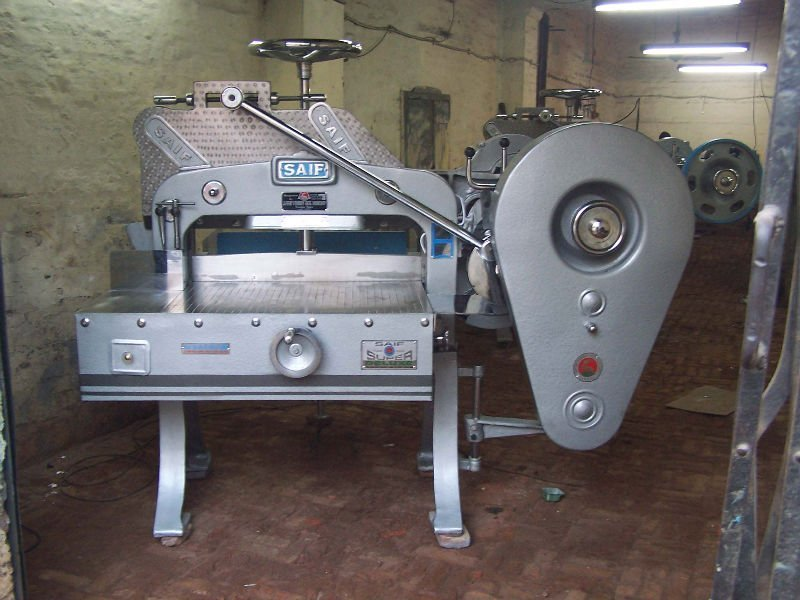 Paper Cutting Machine - Buy Paper Cutting Machine Product on ...