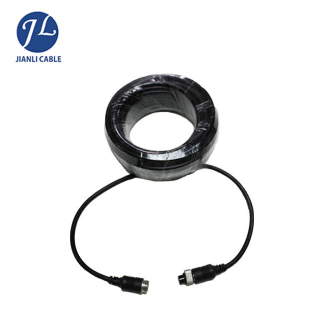 bunker hill security camera extension cable for Car Monitor Waterproof Rear View Safty Camera
